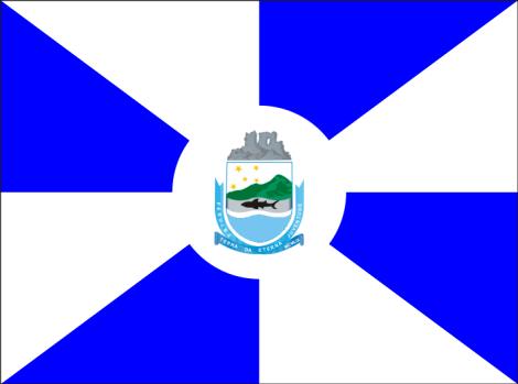 Bandeira de Peruíbe