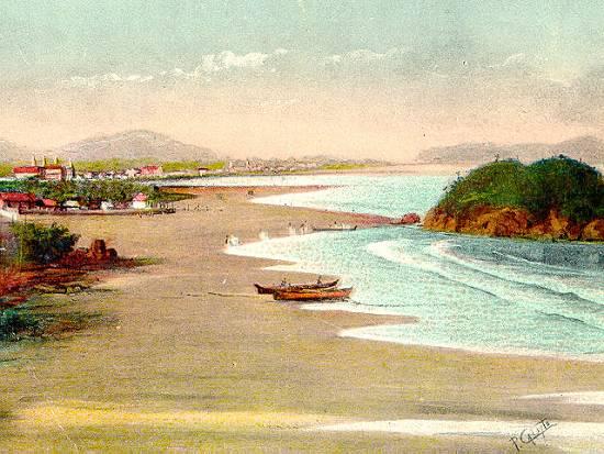José Menino e Ilha Urubuqueçaba