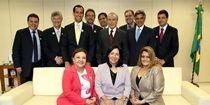 Ana Preto vai a Brasília e solicita inclusão da Baixada Santista no Pacto da Mobilidade