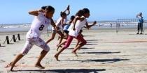 Jovens de Peruíbe se destacam na 2ª etapa da prova Pés Velozes