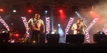Show da dupla João Bosco e Vinícius é marcado por grandes sucessos e muita animação do público