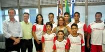 Programa Atleta Do Futuro, Em Parceria Com O Sesi, Beneficiará 160 Alunos De Peruíbe